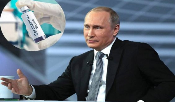 Now Putin will also get Russian Sputnik V vaccine vaccine, formal approval given