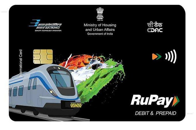 NCMC: PM launches mobility card in metro, know all about it