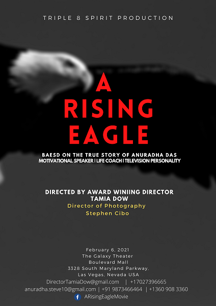 A Rising Eagle – The Story Of A Middle Eastern Indian Woman Who Overcame Obstacles To Become A Globally Influential World Changer