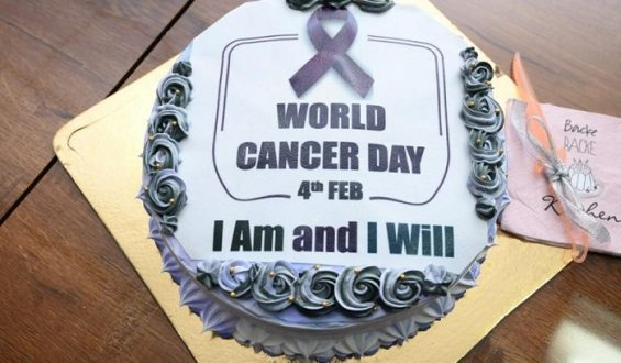 'World Cancer day-2021', was observed by India tourism North East on 4th February, 2021 by visiting the cancer patients of the State Cancer Institute, GMCH, Guwahati