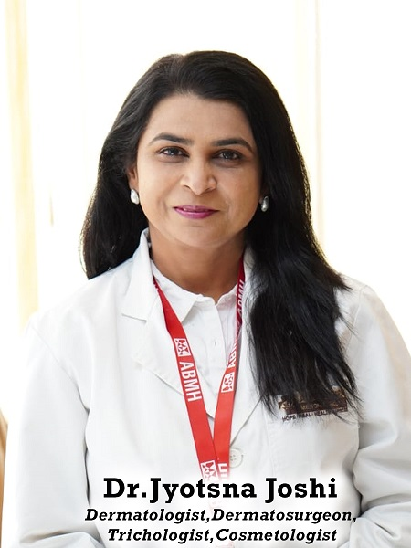Dr. Jyotsna Joshi regarded as the Icon of Health at the prestigious Times Group Awards