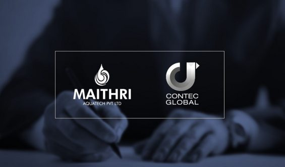 UK-based Contec Global inks over USD 200 million deal with Maithri Aquatech for propagating sale of its Air-to-Water sustainable water solutions across Africa and Middle East