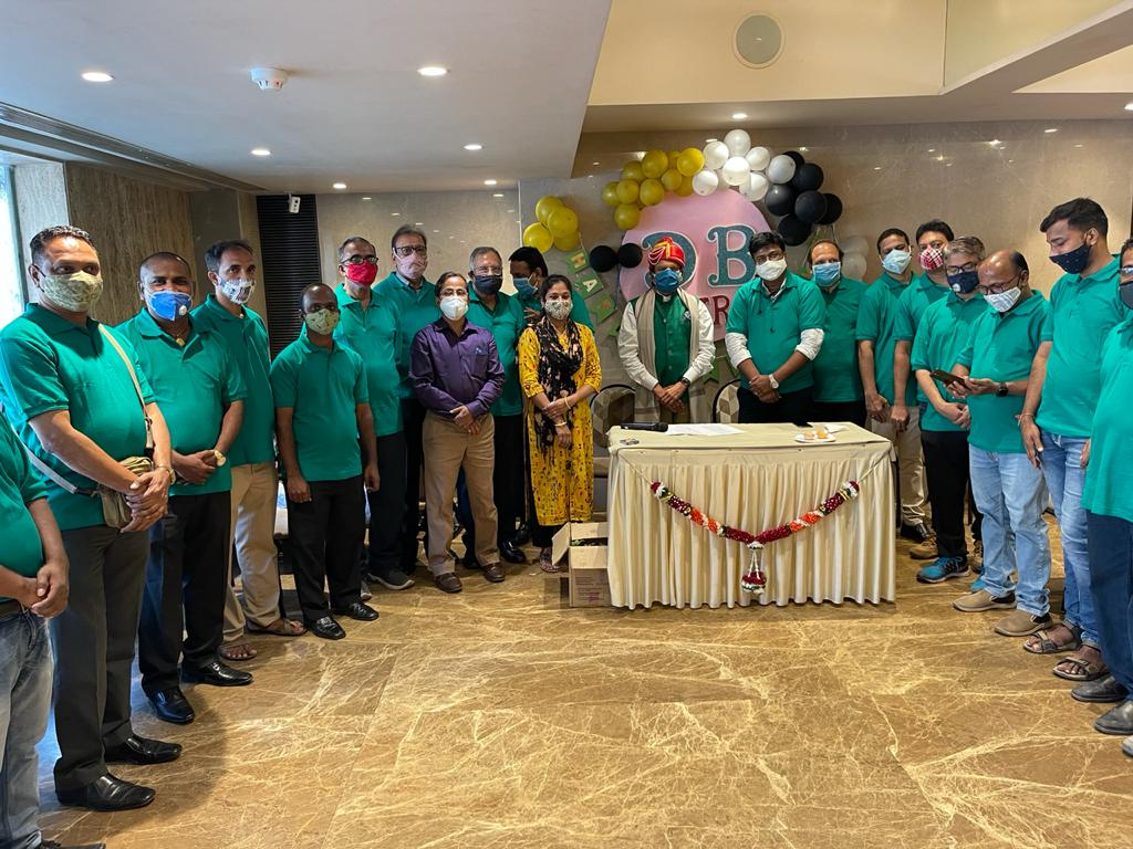 Dinesh Shahra Foundation reiterates commitment to the cause of Tree Conservation by celebrating Green Gold Day