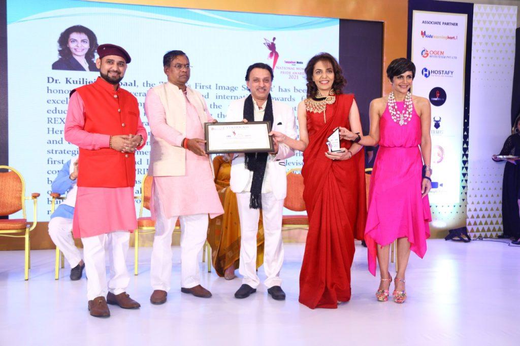 Kuiljeit-Uppaal-Honoured-With-Bharat-Gaurav-Award