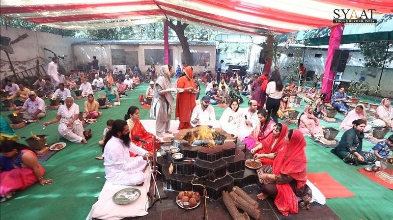 उच्चकोटि के ग्रहस्थ योगी सद्गुरुदेव योग योगेश्वर देवीदयाल जी महाराज का 101वाँ जन्मोत्सव