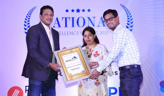 "IIBM Institute of Business Management Edtech company, Awarded as ""Emerging Data Science Institute of the Year"" by the National Excellence Awards 2021"