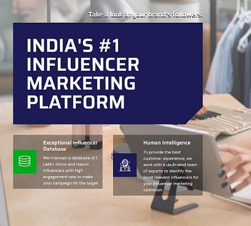 Influencer Marketing Platform Launches Indian Instagram Influencer Services